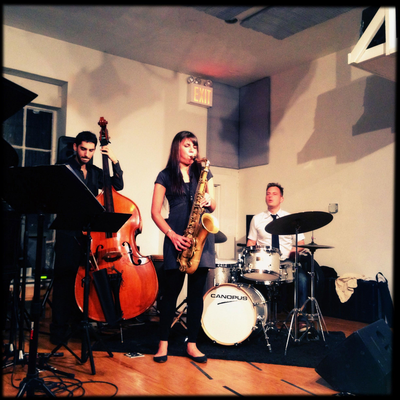 Melissa Aldana at Minton's & Exit 0 Jazz Festival